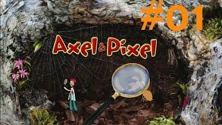 Axel & Pixel #01