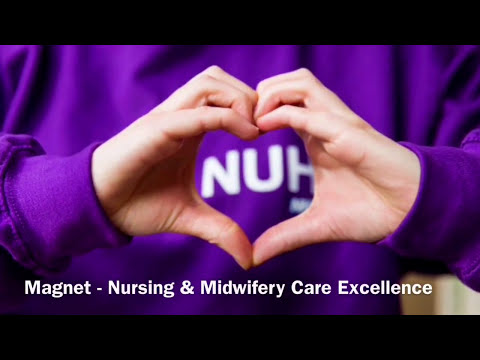 Supporting Nursing & Midwifery Excellence in Nottingham