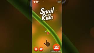 Snail Ride Android Gameplay 4000 ПОДПИСЧИКОВ УРЯЯЯ