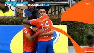 Pasto vs Jaguares (4-1) | Liga Aguila 2019-I | Fecha 5