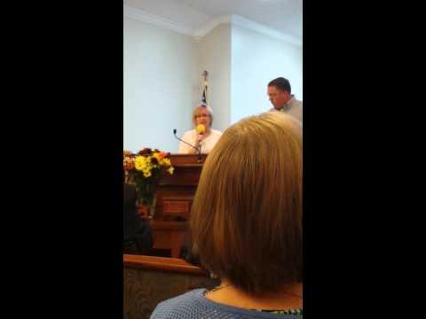 Marc & Joan Terrell- When He Speaks