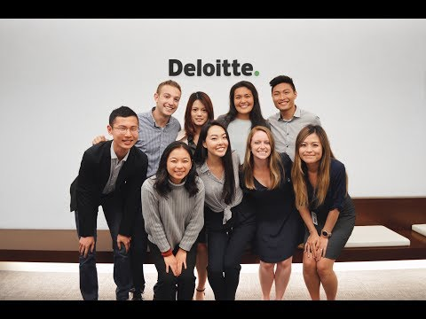 Deloitte Tax Summer Internship 2017