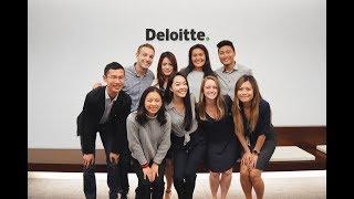 Deloitte Tax Summer Internship 2017