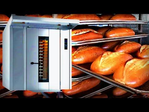 Почему ротационная печь идеальна для выпечки хлеба?