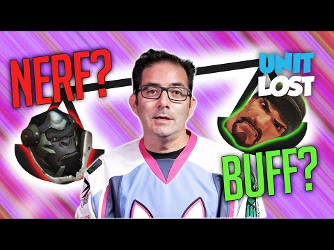 Overwatch - Hero Balance Perception (Jeff On Hero Balance)