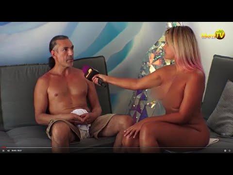 Naked Report - Rex - Chaman Exorcist Stories - Miami TV - Jenny Scordamaglia