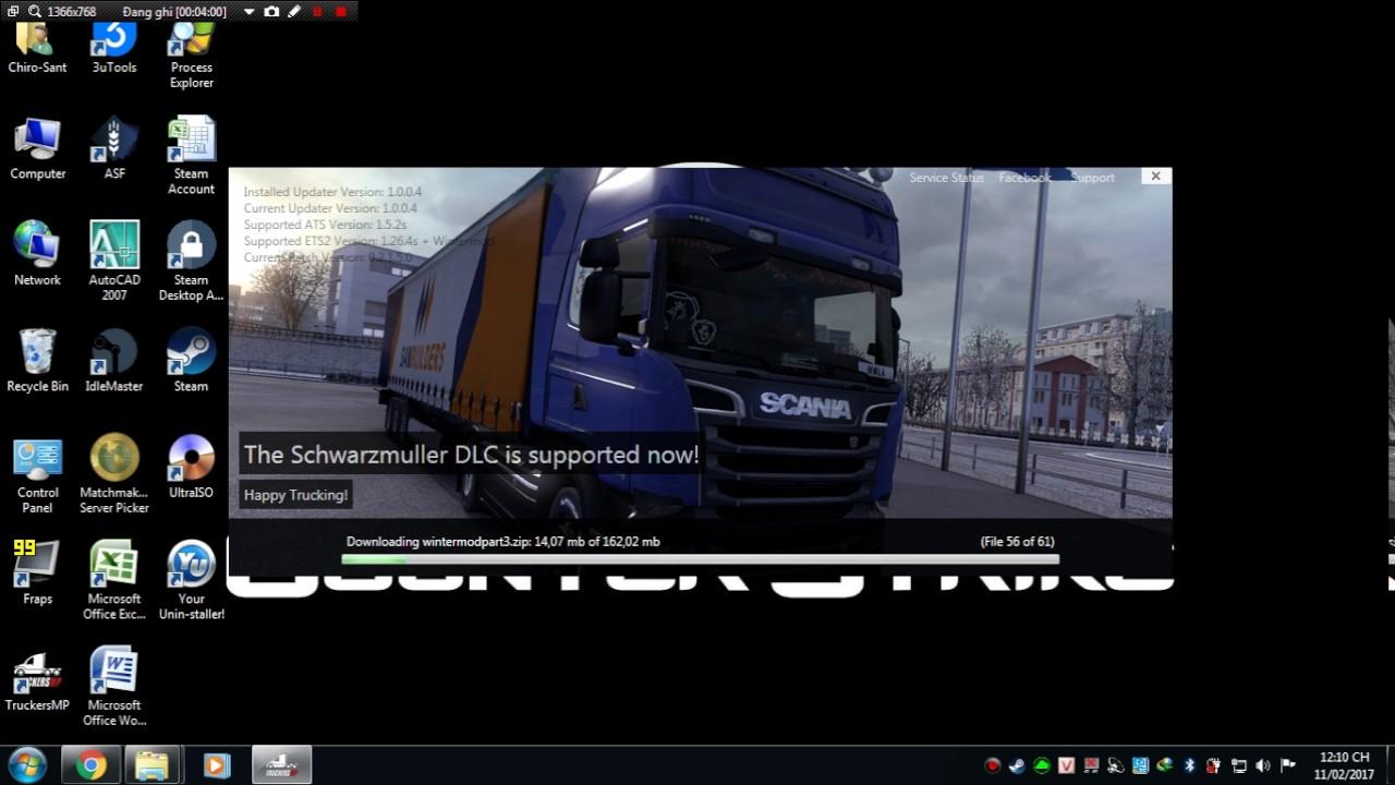 truckersmp download pc