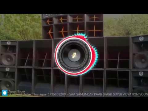 Saat Samundar Paar   SoundCheck Killer Vibration Mix Dj Bappa