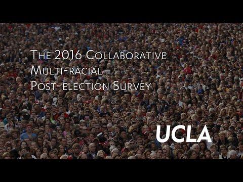 Collaborative Multi-Racial Post-Election Survey 2016