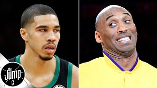 Jayson Tatum is reportedly taking some Kobe Bryant out of his game | The Jump