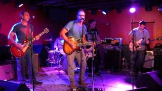The Oranges Band - My Mechanical Mind (live @ DC9 9/11/14)
