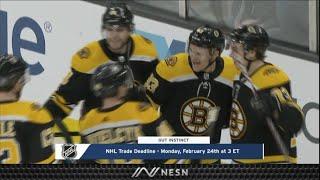 Boston Bruins NHL Trade Deadline Options