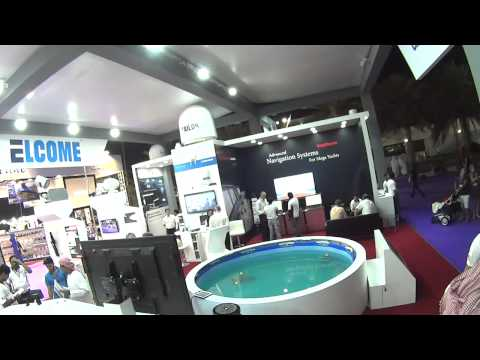 Elcome & GDS at Dubai International Boat Show 2014 - Day 2