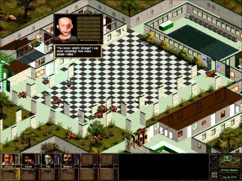 Let's Play Jagged Alliance 2: Urban Chaos 1.13 E45 (Hospital Hijinks, Psychpathic Tendancies)