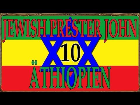 Europa Universalis IV Äthiopien Jewish Prester John 10 ( / Let's Play / Deutsch)