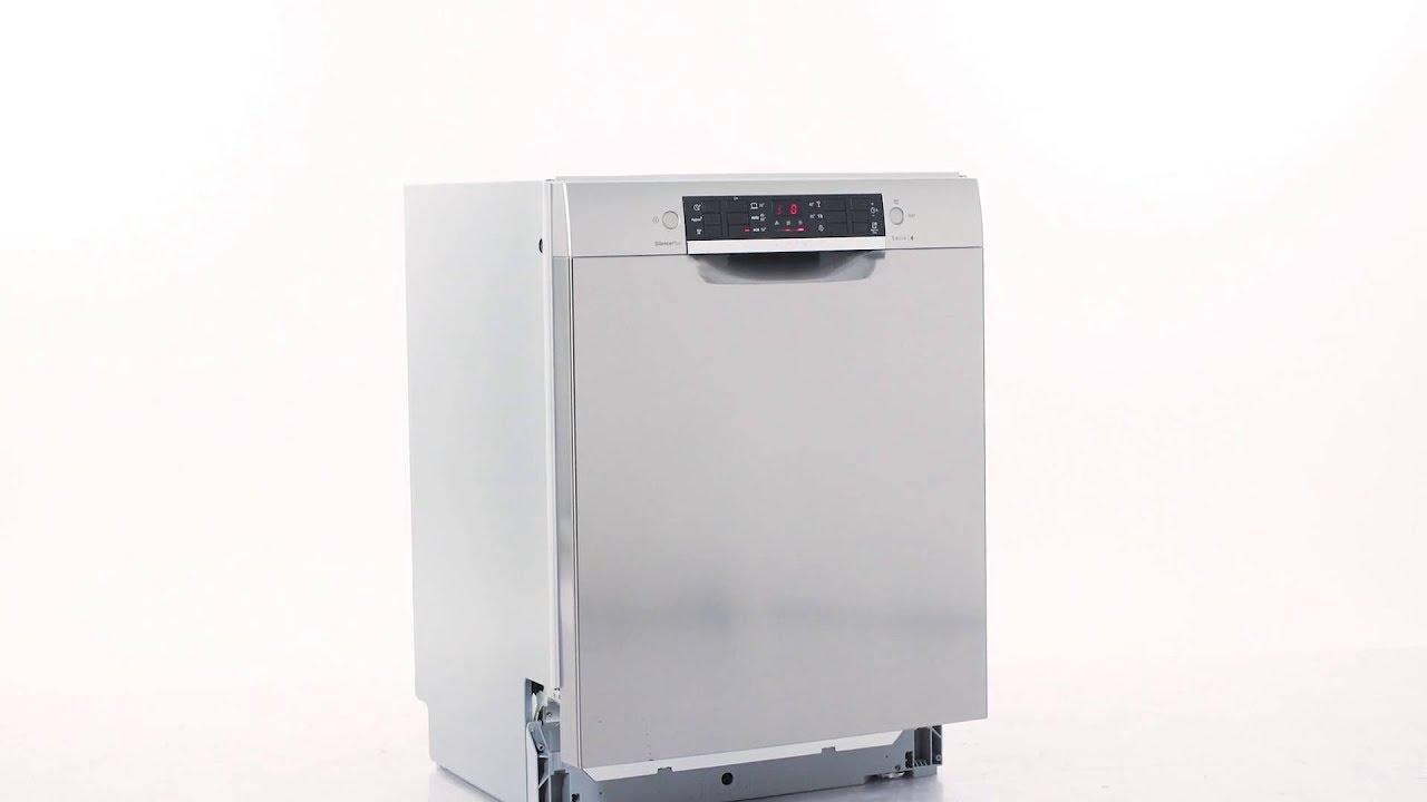 Bosch SMU46CI01S'bäst i test' Diskmaskin YouTube