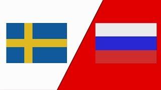 Beijer Hockey Games: Sweden - Russia