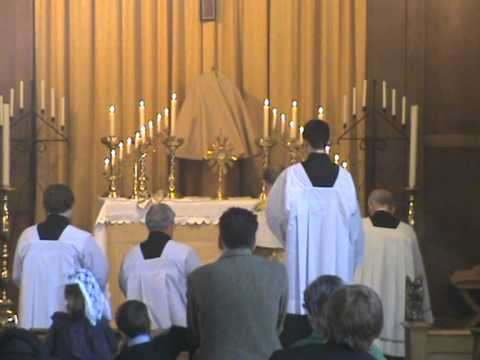 Tantum Ergo, Benediction