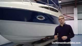 Bayliner 265 Sports Cruiser For Sale UK -- Water Test and Walk Through by GulfStream Boat Sales