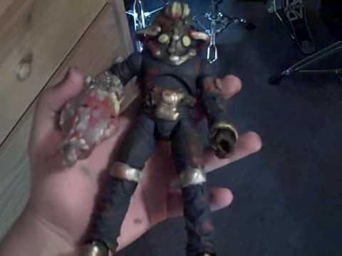Bioshock 2 Custom Big Daddy Figure Youtube