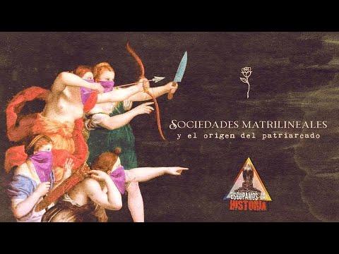 Sociedades matrilineales y
