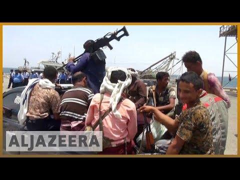 🇾🇪 Houthi rebels begin withdrawal from Yemen ports   Al Jazeera English