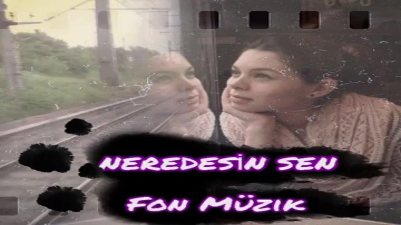 NEREDESİN SEN - Bağlama Akustik Canlı - Karaoke & Altyapı (Neşet Ertaş- Gönül Dağı Türküler)