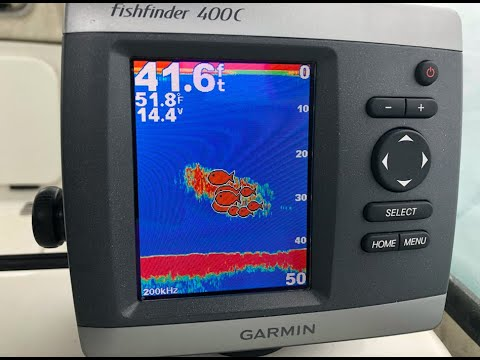 How To Use A Fish Finder Echo Sounder And GPS On A Boat