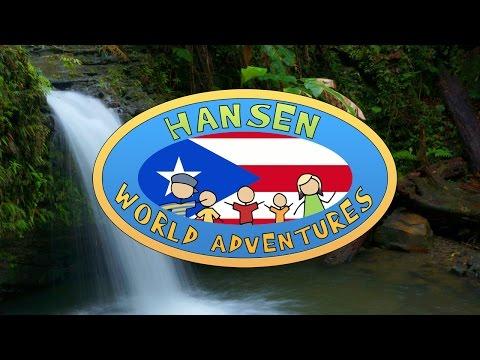 ADVENTURE IN PUERTO RICO - World Adventures