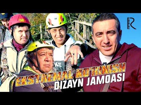 Dizayn jamoasi - Ekstremal ko'rinish | Дизайн жамоаси - Экстремал куриниш 2019