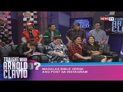 Tonight with Arnold Clavio: The reunion of 'That's Entertainment' babies!