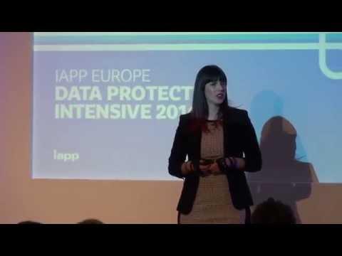 IAPP Europe Data Protection Intensive 2016 || Keren Elazari