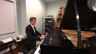 Bach Fugue in d minor BWV 851