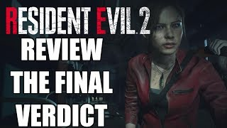 Resident Evil 2 Review – One of the Best Games of This Generation