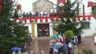 Semana Santa viviente Cuevas del Campo(Granada) 2011.