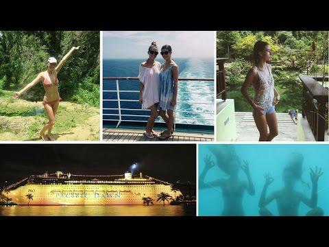 CRUISE VLOG 2016   Port Vila, Lifou & Noumea   Millie Windebank