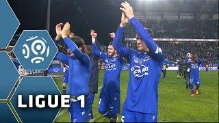 SC Bastia - Paris Saint-Germain (4-2)  - Résumé - (SCB - PSG) / 2014-15