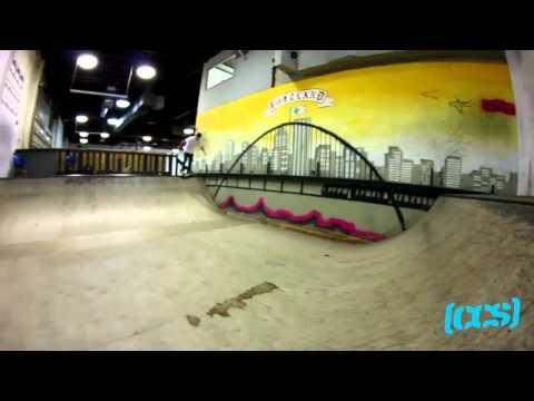 Michael Davis' Mini Ramp Magic