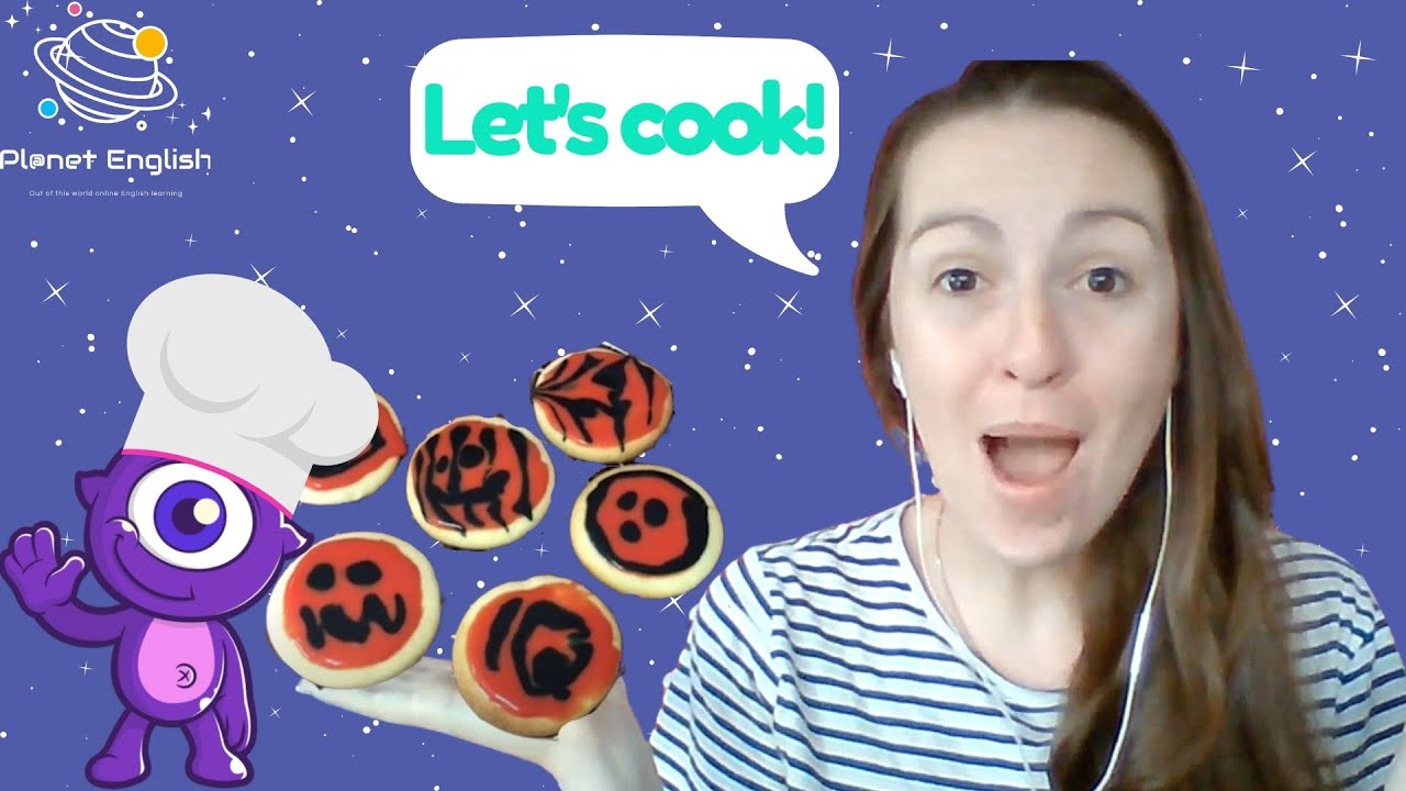 Spooky Cookies | Baking For Kids | Delicious Food | Halloween