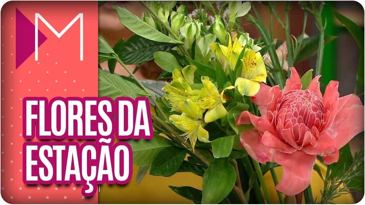 Mulheres SÃo Como Flores: Como Montar Arranjos Com As Flores Do Outono?