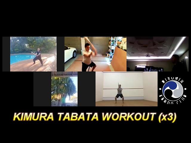KIMURA TABATA 15-min Workout