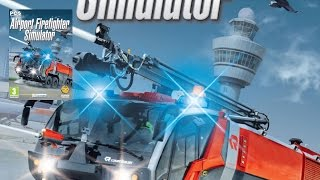 Airport Firefighter -The Simulation