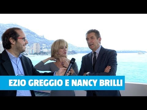 Ezio Greggio e Nancy Brilli presentano il Monte Carlo Film Festival