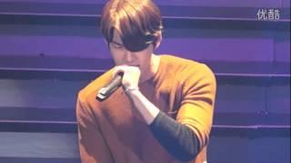 140329 Kim Woo Bin singing I Didn 39 t Know That Time Shanghai Fanmeeting