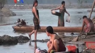 In Remote Stung Treng, Villagers Fret About Coming Dam (Cambodia news in Khmer)