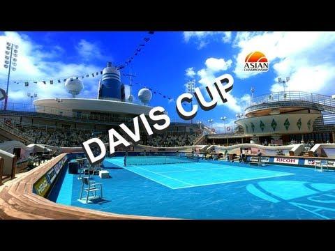 Virtua Tennis 4 2013-03-27 Netherlands vs. Russian Fed...DAVIS CUP