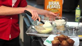 How To Make Low-fat Raisin Bran Muffins : Low-fat & Delicious Recipes