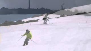 Six Slalom Skiing Fundamentals