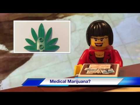 Lego City News - January 19th - National Popcorn Day, Inauguration, Medical Marijuana and Much More!