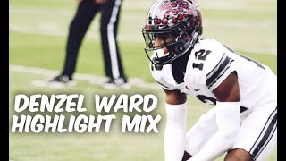 Denzel Ward (Browns) || 2017 Ohio State Highlight Mix